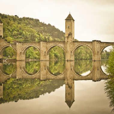 Le pont Valentré . Cahors par freewheels
