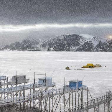 Pêche sur glace. par ChristianF