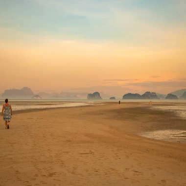 La plage par jeromeh