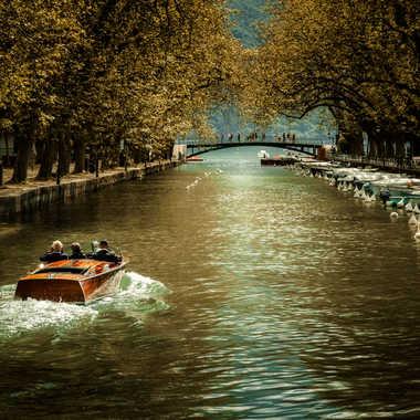 Canal du Vassé par Thierry