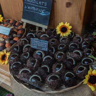 Chocolats d'automne par LABADIE