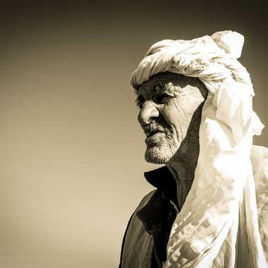 Le vieil homme du désert par fennecdz