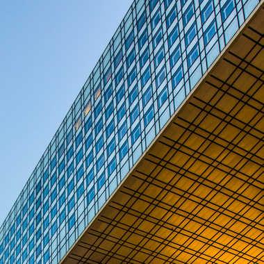 Diagonale architecturale par Philipounien