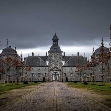 Château de Warfusée par Stefano