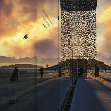 Reflets de Marseille par Jeanjean