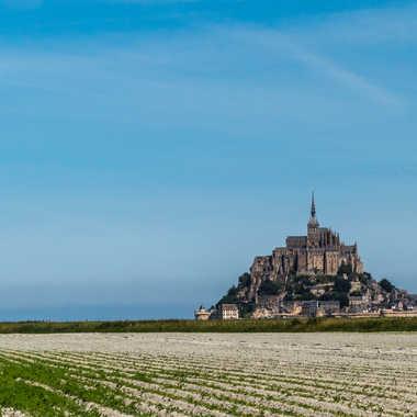 Le Mont Saint Michel par yann38