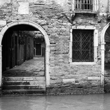 Venise argentique-098 par olso