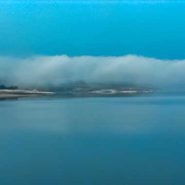 Le lac bleu par Dav.sv