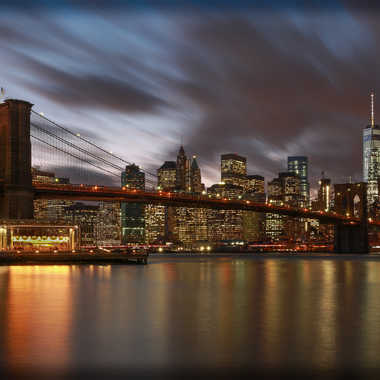 Le pont de Brooklin par fotofan