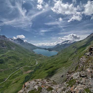 Le Lac du Mont Cenis bis ! par lolo27