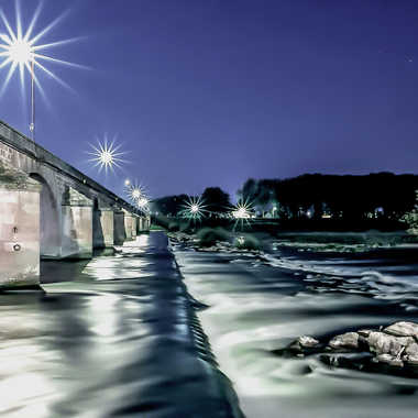 Pont De Nevers par Nath Frank