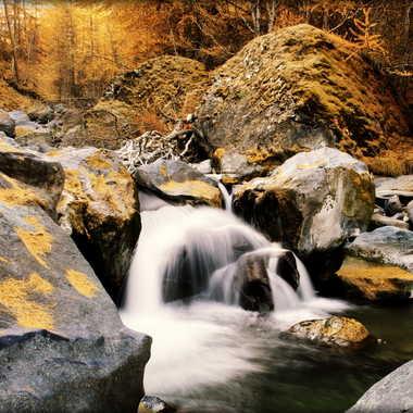 Ruisseau par Farim