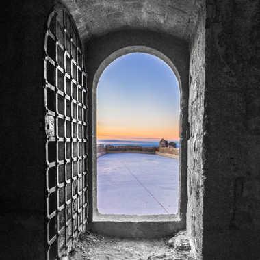 Porte d'accès  vers la couleur par Dav.sv