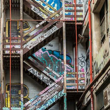Art de rue par JLR65