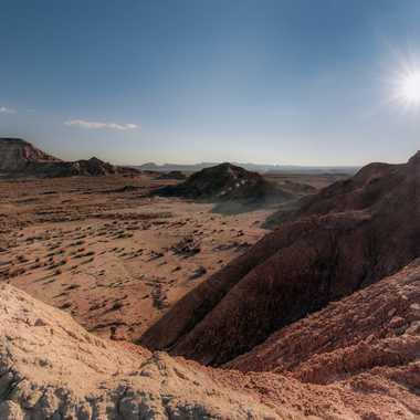 Ocres arides par Colybri