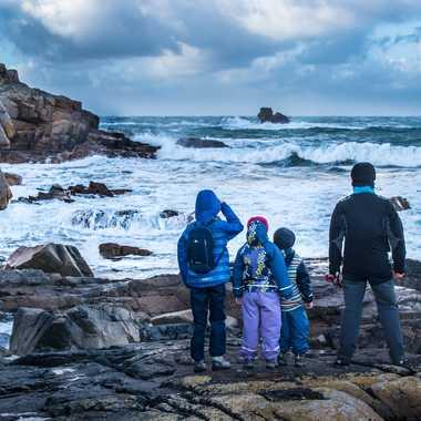 Face à la mer par bobox25