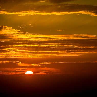 couché de soleil sur Madère par lefred78