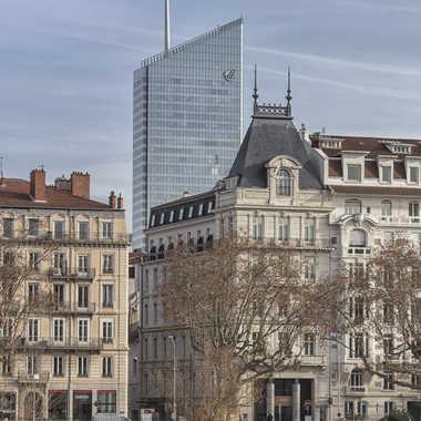 Lyon architecture d'hier et d'aujourd'hui par patrick69220