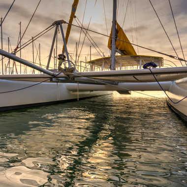 Catamaran par Jeppesen
