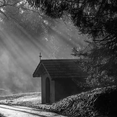Divine lumière  par jeromeh