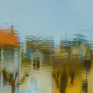 Reflets panoramiques par Philipounien