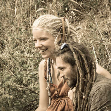 Love, dreads and nature par ChrisO7