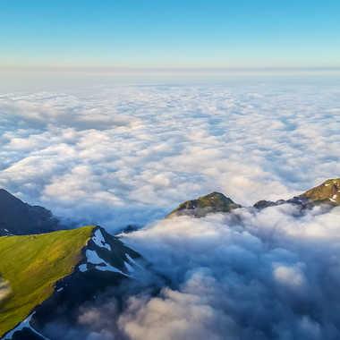 Voir loin, voir grand , voir haut par Oxydo71