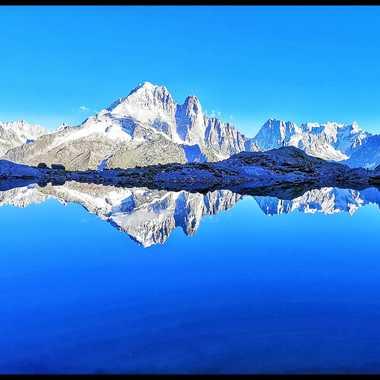 Le lac blanc par Bled_art
