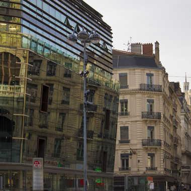 Architecture d'hier et d'aujourd'hui par patrick69220