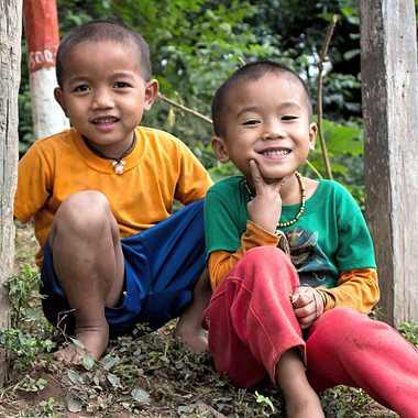 Les enfants du Laos par patrick69220