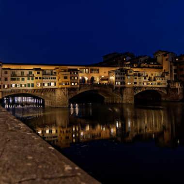 Ponte Vecchio par fotoflou