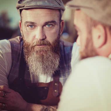 Le barbu par MusePhotographies