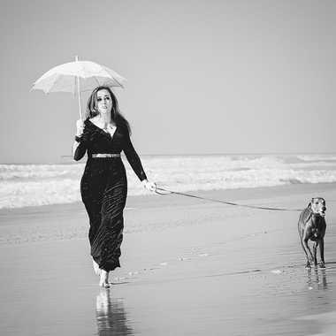 La Belle et son chien par NathalieR
