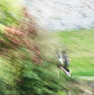 Jogging en pleine nature...tlala par Philipounien