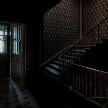 Lumière Rampante ... par FredoRoiDuVelo
