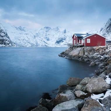 Calme Arctique par dhumeaux