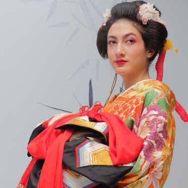 Japonaise 3 par smile