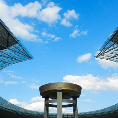 Stade Olympique par liliplouf