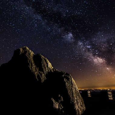 La voie du rocher par Dav.sv