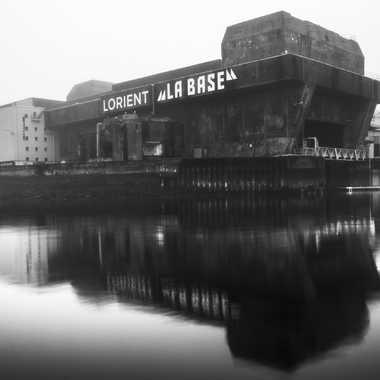 Base sous-marine de Lorient par sylmorg