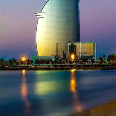 W Hotel par Barcelonero