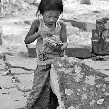 L'enfant des Temples par mamichat