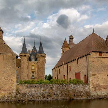 Château de la Clayette par DEFACHELLE