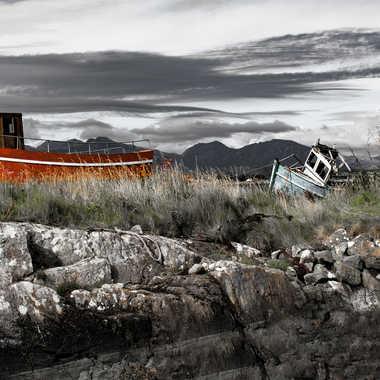 Marée basse. par StephaneG64