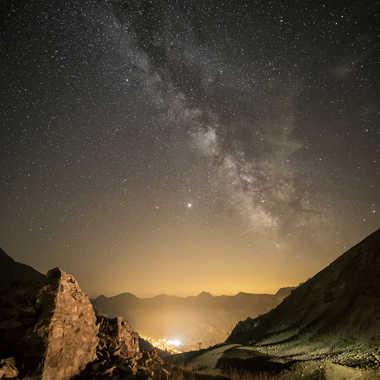 Plus prés des étoiles par Michel06