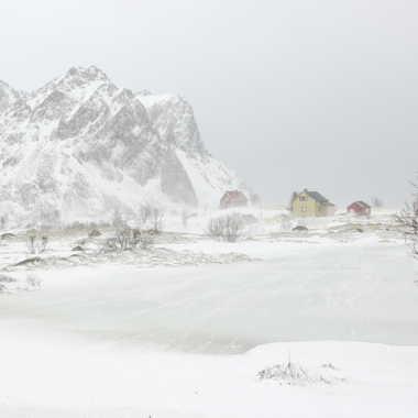 Blizzard par Farim