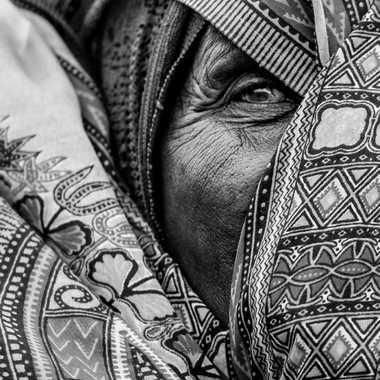 Œil Maasai par TintinDanel