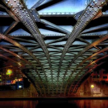 Pont de France à Namur par XavR