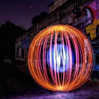double sphère par jcjc