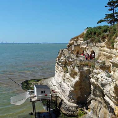 Les grottes de l'estuaire par Jerome Rabille